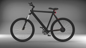 cycle bicycle 3D model