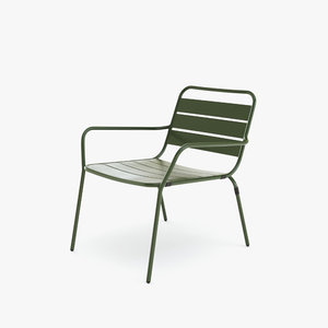 armchair marlyn forest bizzotto model