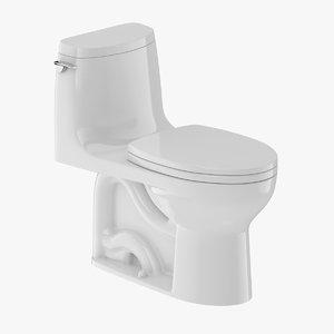 toto toilet piece 3D