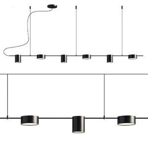 3D counterpoint 6 light led model