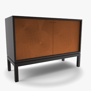 cirque 2 door sideboard model