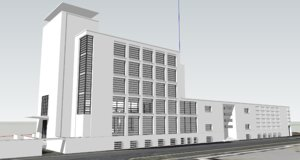 building rome italy roma 3D