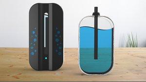 3D air freshener model