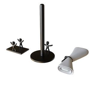 object ready 3D model