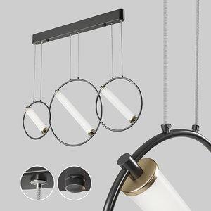 pendant lights resist 3D model