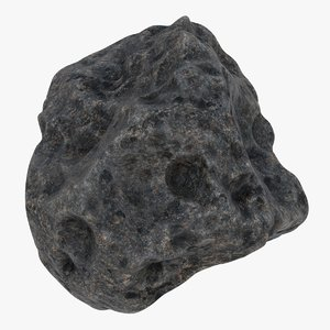 asteroid 02 3D