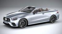 Mercedes E53 Cabrio AMG 2021