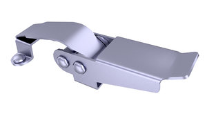 clamp clasp 3D