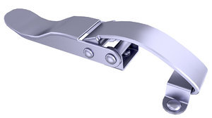 clamp clasp 3D model