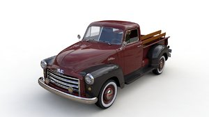 gmc 3100 pickup truck model
