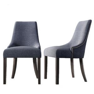 preston chair dantonehome 3D model