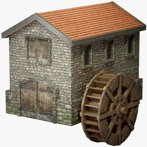 obj watermill ready games