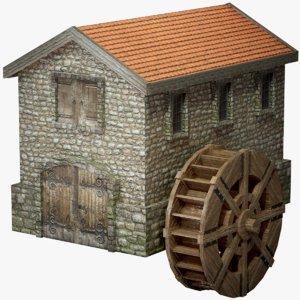 obj watermill ready games