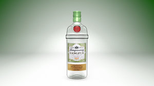 tanqueray - rangpur gin 3D model