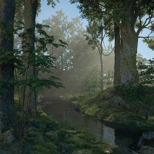 river forest model