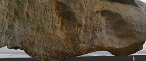 big 55 limestone cliff 3D