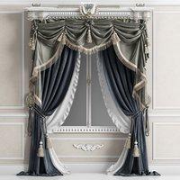 Classic Curtain 1
