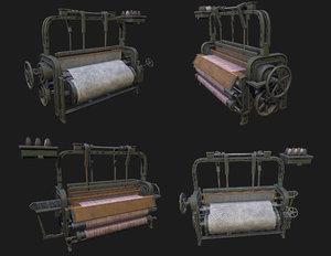 loom wwii 3D model