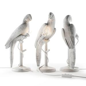 polly parrot model