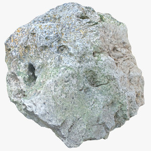 3D rock 24