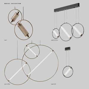 3D lampatron resist lamp