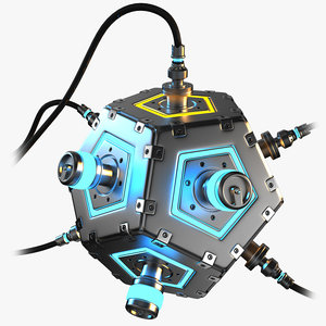3D micro reactor