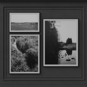 decorative photoframes film frames model