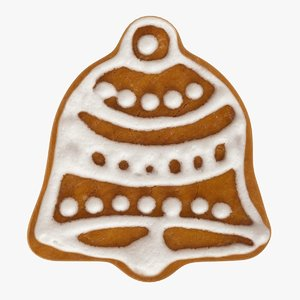 3D christmas biscuit 04