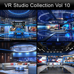 virtual studios collections 3D
