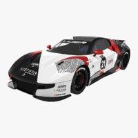 Ligier JS2 R Orhes Stephya 21