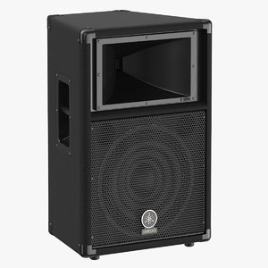 professional speaker yamaha s112v model