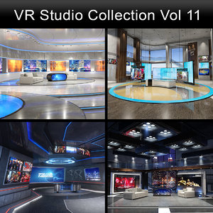 virtual studios collections model