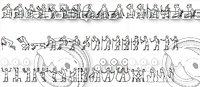 Egyptian hieroglyphs 1