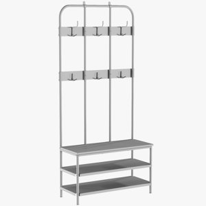base mesh ikea pinning 3D model