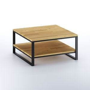 3D hiba table square