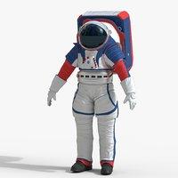 NASA xEMU Artemis Spacesuit