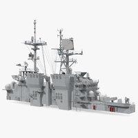 Military Ship Bridge