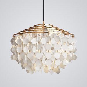 capiz chandelier model