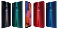 Samsung Galaxy A20s All Colors