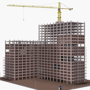 3D model construction industrial