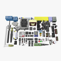 Electronic Components big collection