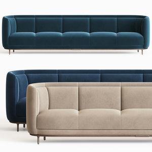 3D vuelta sofa wittmann