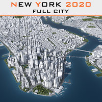 New York Full City 2020