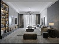 Interior Living Room2