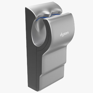 3D model dyson airblade db hand