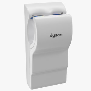 dyson airblade db hand 3D model