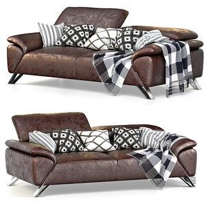 tesla nicoletti sofa model