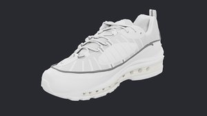 sneaker nike air 98 3D