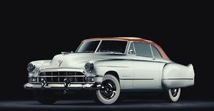 cadillac 1949 coupe 3D model