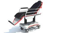 Medical Stretcher Chair